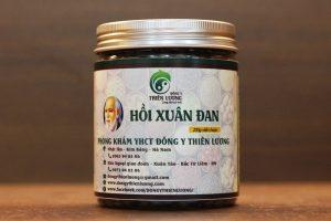 Đông y Thiên Lương - Hồi xuân đan