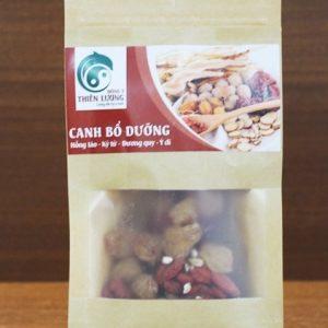 Gói canh hầm bổ dưỡng Thiên Lương (mặt trước)