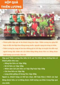 Hộp quà Thiên Lương
