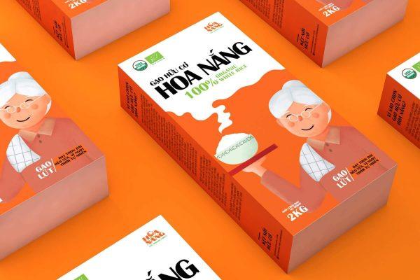 Gạo lứt hữu cơ Hoa Nắng - sản phẩm đạt tiêu chuẩn hữu cơ Châu âu và Mỹ được Đông  y Thiên Lương tin dùng.