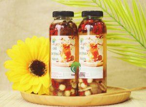 Chè dưỡng nhan đặc biệt tốt cho sức khỏe bởi những nguyên liệu hữu cơ và chất lượng cao.
