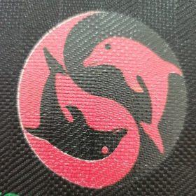 Logo do bạn sinh viên thiết kế.